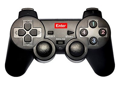 Enter EGV Gamepad Under Rs 500