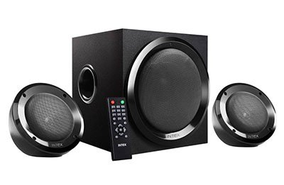 Intex IT-2202 2.1 Channel Speakers