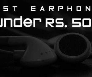 Best Earphones under 500 to Buy in India
