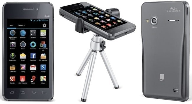 """iball andi 4a Projector Phone"""""""