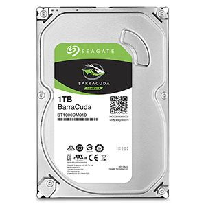 Seagate 1TB Internal Hard Disk for Desktop