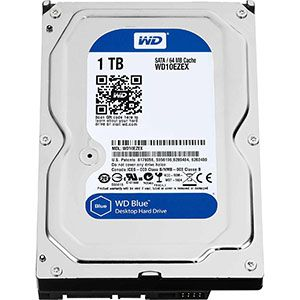 WD 1TB Desktop Internal Hard Disk
