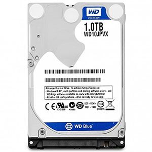WD Laptop 1TB Internal Hard Disk