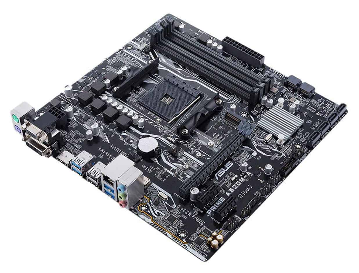 Motherboard for Gaming PC Build Under 40000