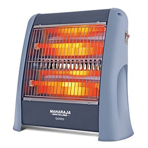 Best Room Heaters Under Rs. 1500 Maharaja Whiteline Quato