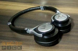 Motorola Pulse 2 Headphones