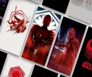OnePlus 5T Star Wars edition Wallpapers