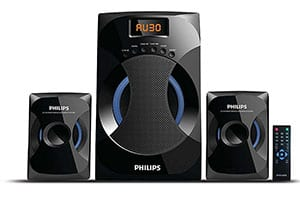 Philips 2.1 Speakers under 5000