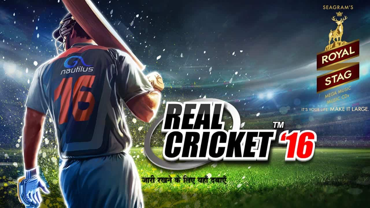 Real Cricket 16 Cricket Games