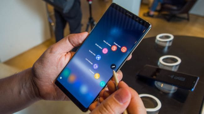 Samsung Galaxy Note 8 Specifications, Features, Pros & Cons