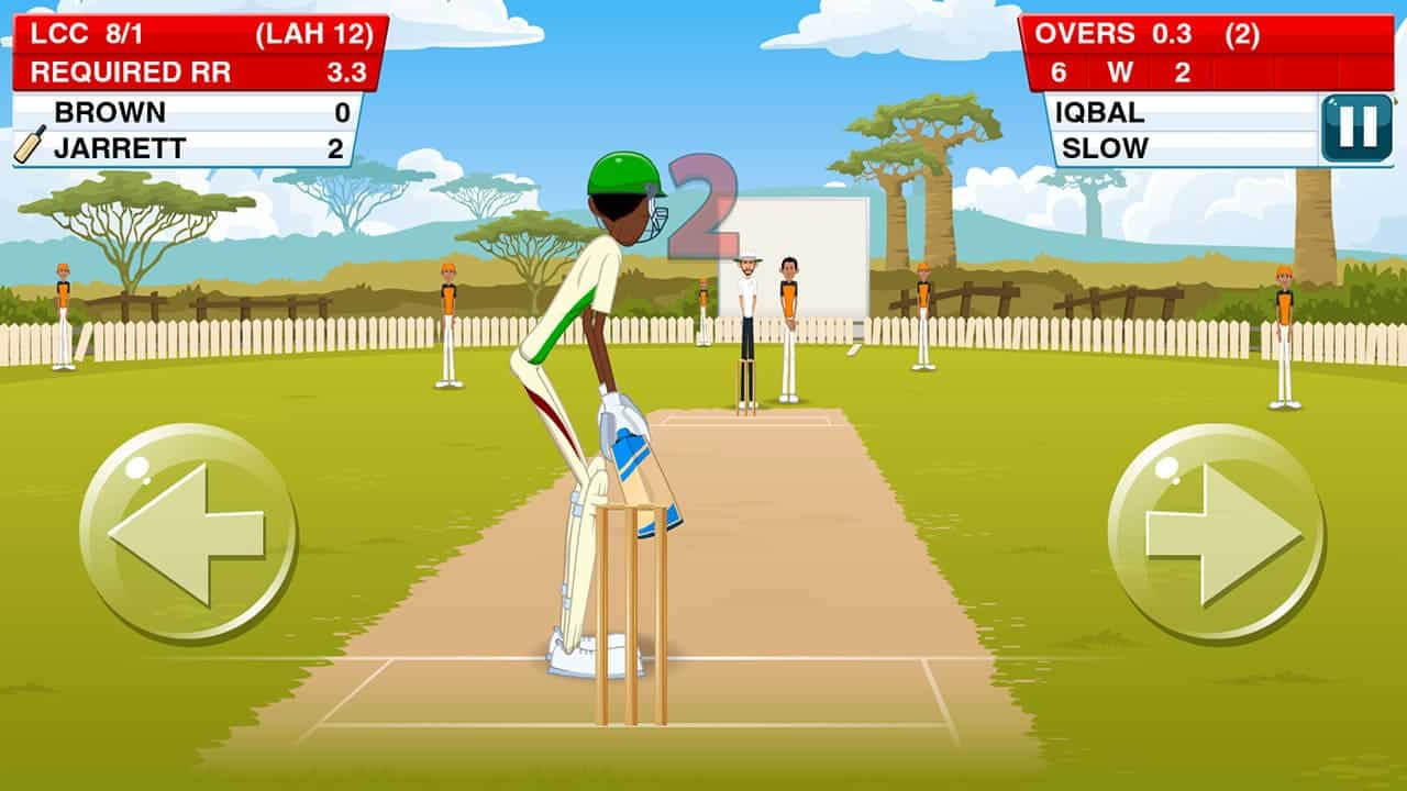 Cricket games 2017