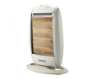 Usha HH3303 1200-Watt Halogen Room Heater