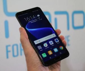 Huawei Honor V10 Specifications