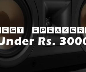 Best 2.1 Speakers Under 3000 Rupees