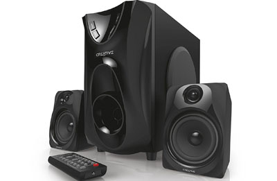 Creative E2400 2.1 Home Theater Music System