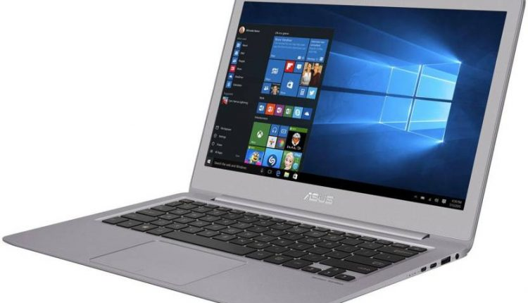 Asus Zenbook laptop under 70000