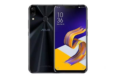 Asus Zenfone 5z Android Notch Display