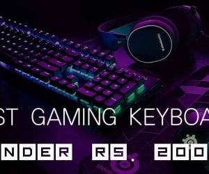 Best Gaming Keyboard Under Rs. 2000 in India