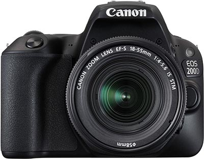 Best DSLR Cameras Under Rs 50000 by Canon