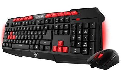 Gamdias GKC 100 Wired Gaming Keyboard