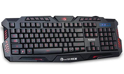 Marvo K636 Gaming Keyboard