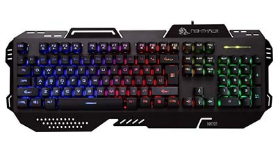 Night Hawk NK101 FPS Gaming Keyboard