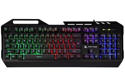 Night Hawk NK102 FPS Gaming Keyboard  Under Rs. 1000