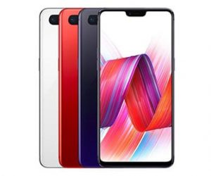 OnePlus 6 Android Notch Display