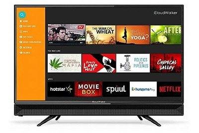 Best Smart LED TVs Under Rs. 15000