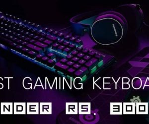 Best Keyboard Under Rs. 3000 in India