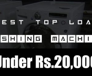 Best Top & Front Load Fully Automatic Washing Machine Under 20000 Rupees in India