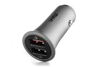 Mivi Best USB Car Charger under Rs. 1000