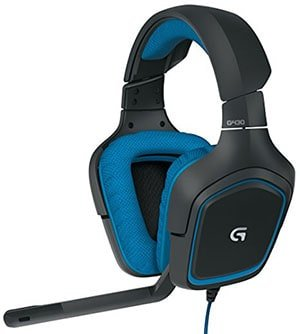Logitech G430 Gaming Headphones under 5000