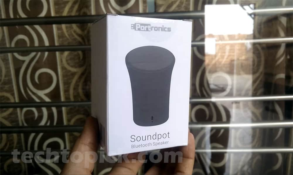 Portronics Sound Pot POR-280