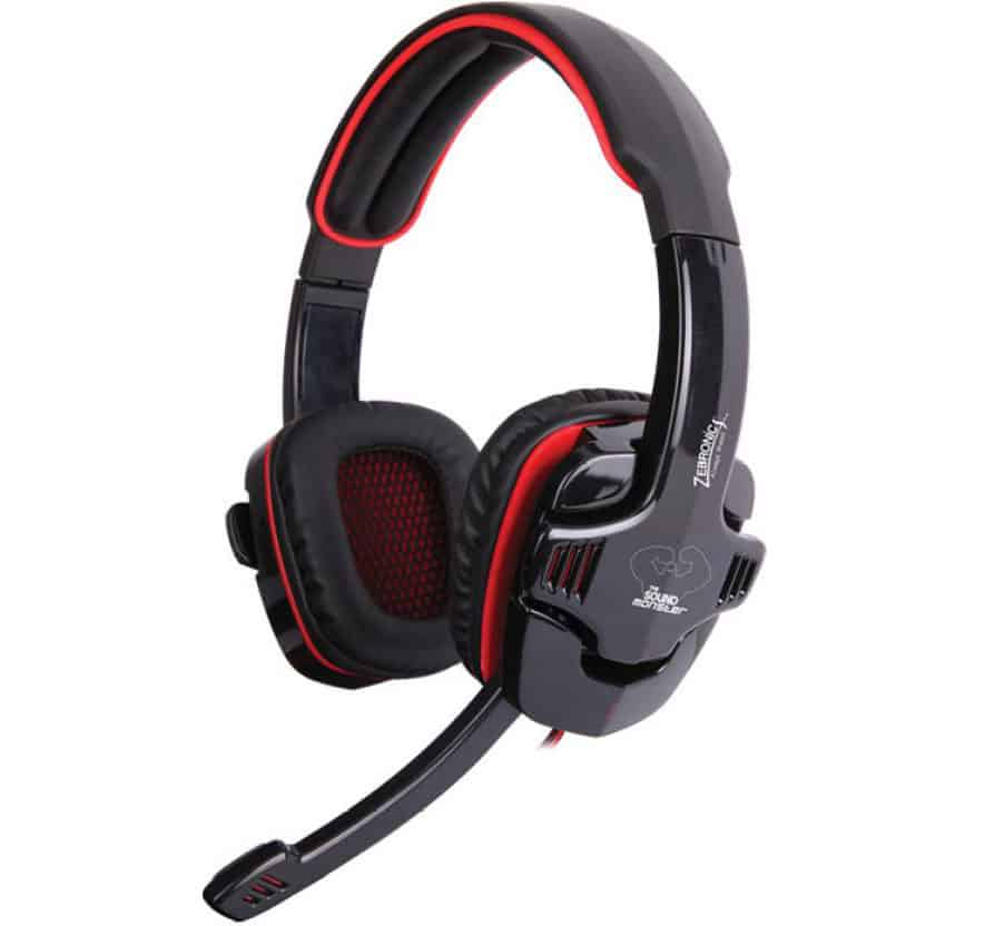 Zebronics Iron Head Headphones