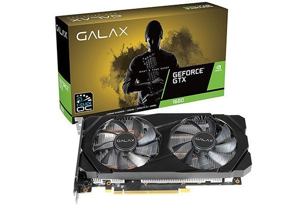 Galax RTX 1660 Graphics Card