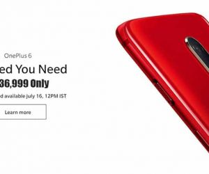 OnePlus 6 Red Edition Best Deal & Offer on Sale