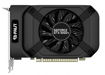 Palit Nvidia GeForce GTX 1050Ti StormX 4GB GDDR5 Graphic Card