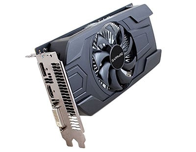 Sapphire RX 460 Graphics Card
