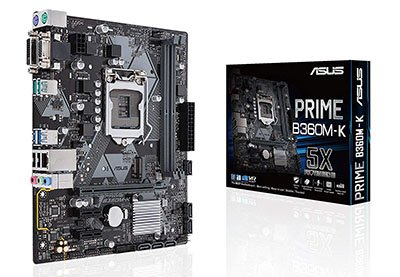 Motherboard for Gaming PC build Under 50000