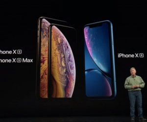 All New iPhones 2018 Xs, Xs Max & Xr