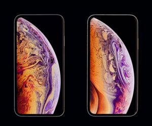 iPhone Xs and Xs Max Design
