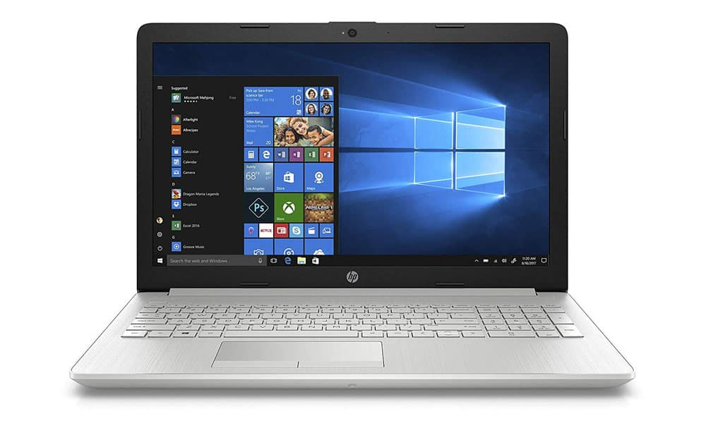HP 15 DB0186AU Laptop