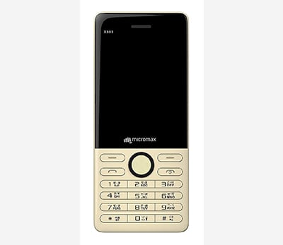 Micromax X807 Best Feature Phone Under Rs. 2000
