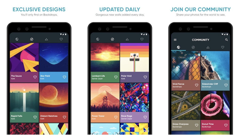 Top 15 Best Wallpaper apps for Android