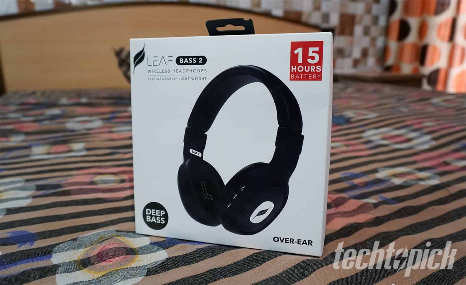 Leaf Bass 2 Wireless Headphones Review with Pros & Cons in 1,799 INR