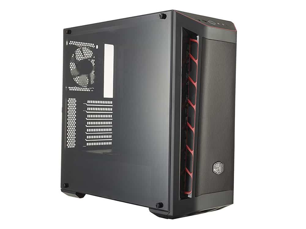 Cooler Master MasterBox MB511 ATX Mid Tower Case
