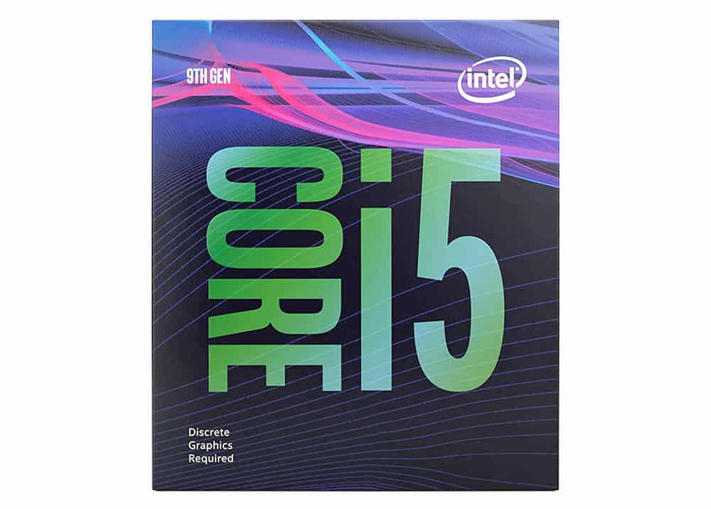 Intel Core i5 9400F 9th Gen