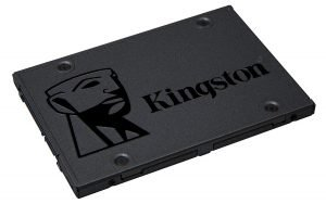 Kingston A400 480GB SSD for editing pc build under 80K