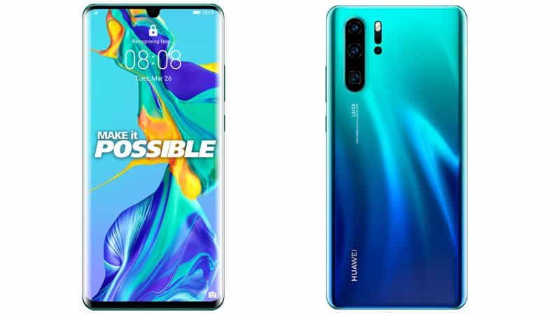 huawei P30 Pro best triple camera smartphone in the industry